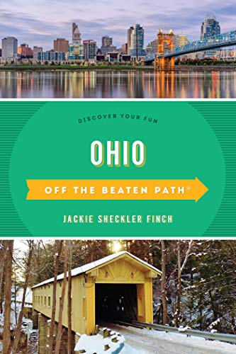 Ohio Off the Beaten Path®: Discover Your Fun (Off the Beaten Path Series) (English Edition)