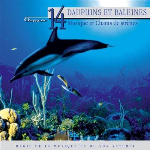 Oxygène 14 : Dauphins et baleines (Musique et chants de sirène)