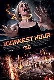 THE DARKEST HOUR - EMILE HIRSCH - DANISH – Imported Movie Wall Poster Print – 30CM X 43CM Brand New