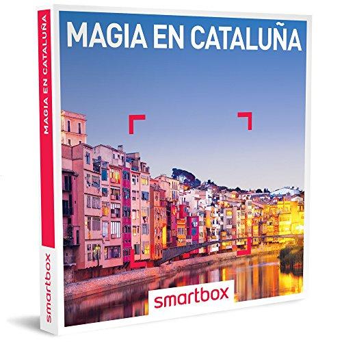 SMARTBOX - Caja Regalo - MAGIA EN CATALUÑA - 223 palacios, hoteles spa y mágicos alojamientos de hasta 5* en Cataluña