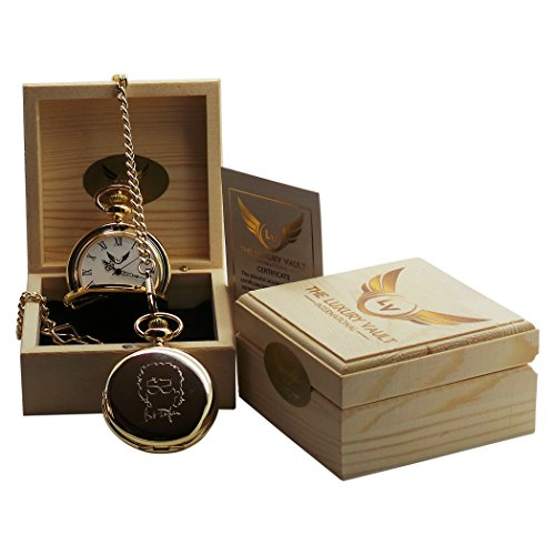 bob-dylan-signierte-gold-taschenuhr-und-kette-luxus-24-karat-vergoldet-in-holz-geschenkbox-sammler-g
