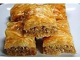 Walnuss Baklava 200 g Palandöken täglich frischer Süsichkeiten Hausgemachtes Rezept