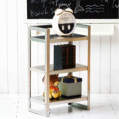 Kitchen furniture - Support de stockage à trois couches pour support de four à micro-ondes WXP (taille : 50X30X80CM)