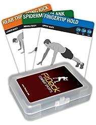 FitDeck Programme d'entraînement - Combat Sports (sports de combat)