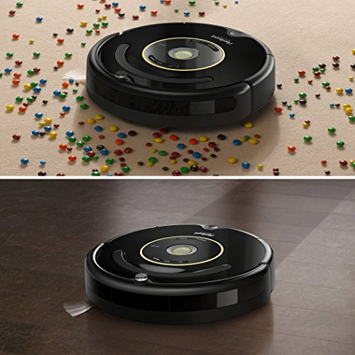 iRobot Roomba 650 Staubsaug-Roboter - 7