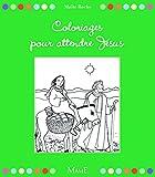 Coloriages pour attendre Jésus