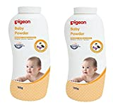 #7: Pigeon Combo Pack of Two Baby Powder with Fragrance (100g)