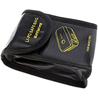 Battery Explosion Safe Bag Lipo Safety Guard Fire Protection Fits DJI Mavic Pro - Compare prices on radiocontrollers.eu