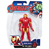 B9939Eu4 Hasbro Avengers Iron Man Action Figure (15Cm) (C0652Eu40)