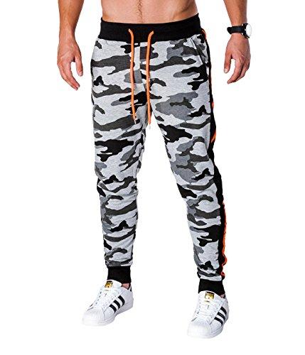 BZ - Jogginghose für Herren - Urban Camo (XXL) ()