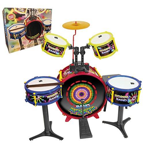 reig-642-batterie-complete-kaleidoscope-avec-lumieres-et-rythmes