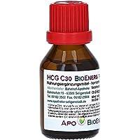 HCG BioEnerg Tropfen - 20 ml - hormonfrei - aus deutscher Traditionsapotheke
