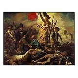 Wandkings Leinwandbilder von Eugéne Delacroix - Wähle ein Motiv & Größe: