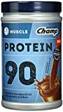 Champ Muscle Protein 90 Shake, Schoko (1 x 390 g)