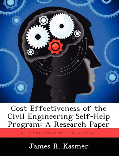 Cost Effectiveness of the Civil Engineering Self-Help Program: A Research Paper