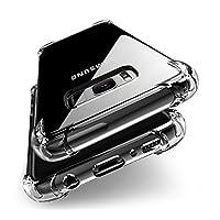 Samsung Galaxy S8 Kılıf Kapak Köşe Korumalı Anti Shock Silikon