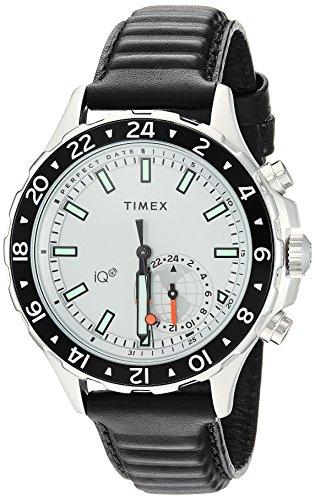 Timex IQ + Move - Reloj inteligente con rastreador de actividad de varios tiempos.