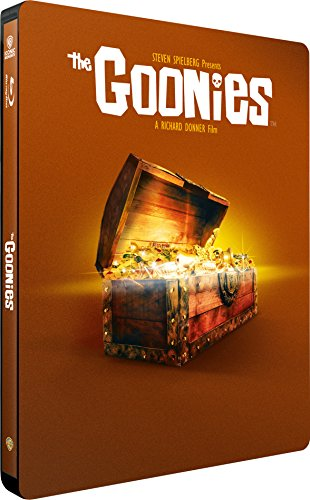 Die Goonies Iconic Moments Steelbook (exklusiv bei Amazon.de) [Blu-ray]