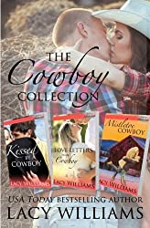 The Cowboy Collection: an inspirational romance cowboy anthology (Heart of Oklahoma) by Lacy Williams (2014-12-07)