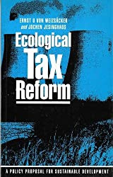 Ecological Tax Reform: A Policy Proposal for Sustainable Development