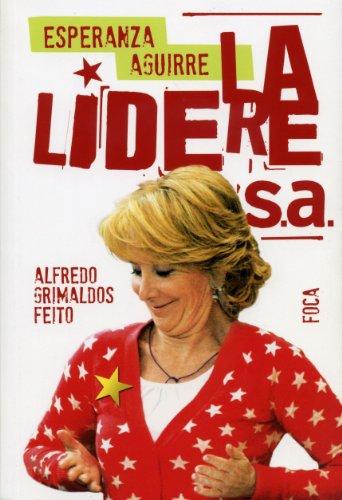Portada del libro Esperanza Aguirre (Investigación)