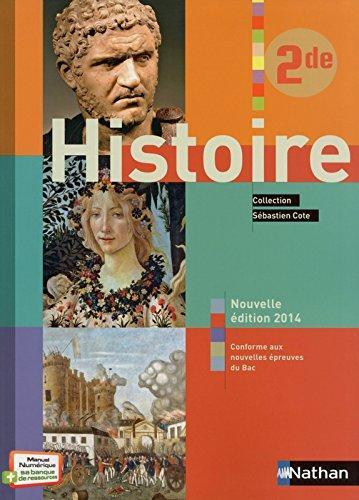 Histoire 2de - S. Cote