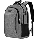 Travel Laptop Backpack, Durable Anti-Theft Business 15.6 Inch Laptop Backpack Bag for Women