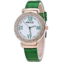 Artans(TM)New Fashion Vintage Women Wristwatch Luxury Quartz Watch Relogio Feminino Gift Clock 2105