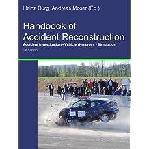 Handbook of Accident Reconstruction (English Edition)