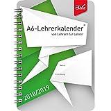 FLVG A6 Lehrerkalender von Lehrern für Lehrer 2018/2019