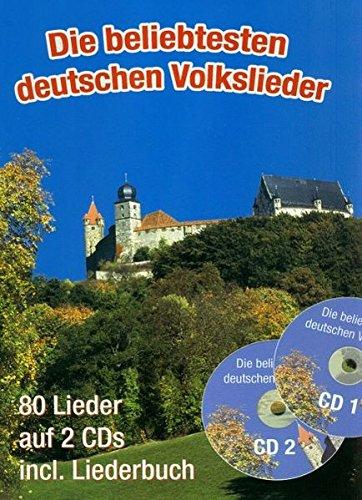 Die Beliebtesten (Die beliebtesten deutschen Volkslieder (A5 mit)
