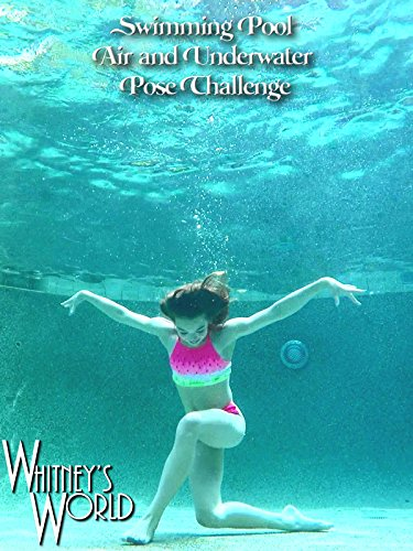 Swimming Pool Air and Underwater Pose Challenge [OV]