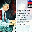 Rachmaninov: Piano Concertos Nos. 1-4 (London Symphony Orchestra)