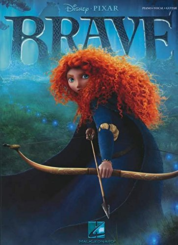 Brave - Music From The Motion Picture Soundtrack: Songbook für Klavier, Gesang, Gitarre (Pvg) (Brave Film-soundtrack)