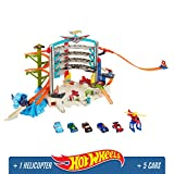 Hot Wheels CMP80 - Megacity Parkgarage