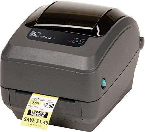 Zebra GK42-Papiertapete-000TT Drucker GK420t, 203dpi -