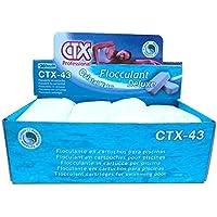 Floculante CTX en cartuchos 8 unidades - 1 kg