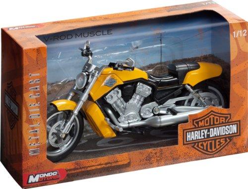 Imagen principal de Mondo Motors 69005 Harley Davidson XR 1200 VR Muscle - Moto a escala 1:12