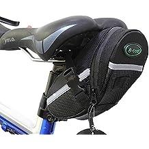 Bike Saddle Bag, gyoyo sella per bicicletta di sacco, Borsa per sellino Handlebar Bag/Bicicletta/borsa per sellino Saddle Bag/Waterproof per Mountain Bike, Bicicletta Impermeabile, Btr Borsa per bicicletta