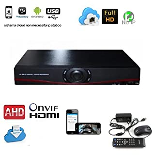 Digital Video Recorder H2648Kanäle CH AHD Cloud PTZ CCTV Video Recorder CCTV