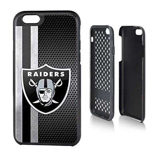 Hoot² NFL Oakland Raiders 7Dual Schutz Phone Case, schwarz, iPhone 7