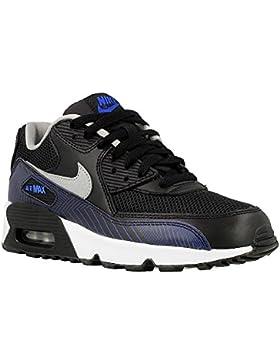 Nike Nike Air Max 90 Aufdruck Netz Gs, Jungen' Laufen