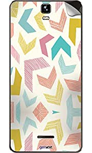 GsmKart MCHP Mobile Skin for Micromax Canvas Hd Plus (Canvas Hd Plus-471)