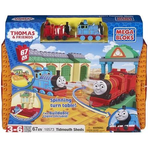Mega Bloks 10573UN Thomas y sus Amigos El Patio Tidmouth