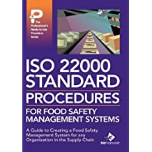 ISO 22000 Standard Procedures for Food Safety Management Systems (Bizmanualz)