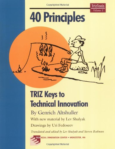 40 Principles: Triz Keys to Technical Innovation (Triztools, V. 1) thumbnail