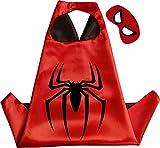 Spiderman Kindes Umhang & Maske