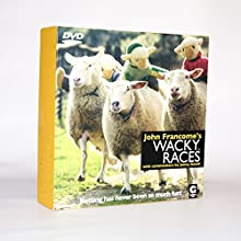 John Francome's Wacky Races DVD Race Game