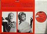 HERKING, URSULA / WEISER, GRETHE / Eine Frau packt aus / Ein Mädchen mit Charakter / CLUB-SONDERAUFLAGE / 1965 / Bildhülle mit ORIGINAL bedruckter Innenhülle / Polydor # 6249 / Deutsche Pressung / 12