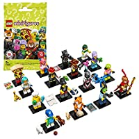 LEGO 71025 Minifigures Series 19, Collectible Toy, Variety (Style Picked at Random) -1 Unit